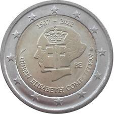 2 EURO Belgio 2012 - Concorso Regina Elisabetta