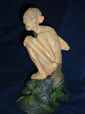 """7"""" The Lord of the Rings Two Towers SMEAGOL Character FIGURINE"""