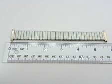 "BRITE,NOS ""Chrome Cross"" 16mm,17mm,18mm,19mm,20mm,22mm,MENS WATCH BAND,B20-35"
