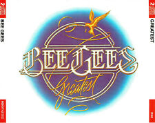 (2CD's) Bee Gees - Greatest - How Deep Is Your Love, Stayin' Alive, Tragedy,u.a.