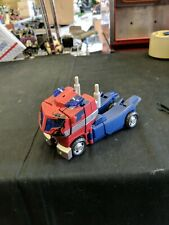 Transformers Animated deluxe OPTIMUS PRIME missing ax
