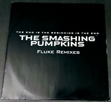 "Smashing Pumpkins The End is the Beginning... Fluke Remixes US 12"" Vinyl - Promo"