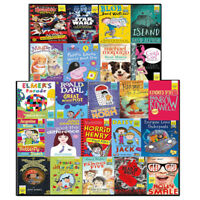 World Book Day Children's Collection 23 Books Set Blob, Roald Dahl, Famous Five