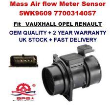Mass Air Flow Meter Sensor 5WK9609 for RENAULT VAUXHALL OPEL 1.9 2.2 2.5 DTi DCi