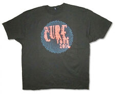 The Cure-Blue Spiral 2016 Tour-3X Black T-shirt