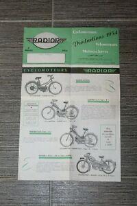 (206A) Michel Vaillant Spécial moto