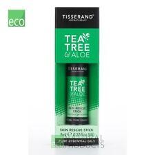 Tisserand Tea Tree & Aloe Natural Skin Rescue Stick 8ml