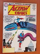 Dc Action Comics, Vol. 1 # 303 ( Aug 1963) The Monster From Krypton