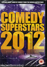 Comedy Superstars 2012 (DVD)