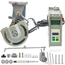 Vevor 550w Brushless Sewing Machine Servo Motor With Needle Positioner 4500rpm