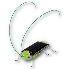 Hot Sales Toy Fun Solar ou  Power Robot Insect Locust Grasshopper wa