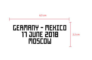 Germany Vs Mexico World Cup 2018 GROUP STAGE Germany Home match details