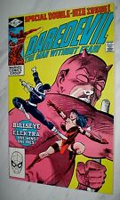 Daredevil #181 Mint 9.9 White pages Unrestored 1982 Marvel Death of Elektra