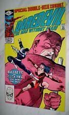 Daredevil #181 Mint 9.9 White pages Unrestored 1982 Marvel Death of Elektra