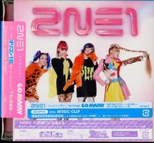 2NE1-GO AWAY-JAPAN CD DVD TYPE A D73