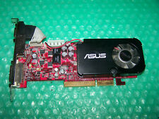 ASUS ATi Radeon HD 3450 512mb AGP DVI/VGA/HDMI tarjeta gráfica, En Caja