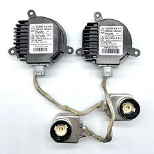 2x New OEM For Subaru Forester Impreza WRX STI Xenon Ballast HID Igniter Module