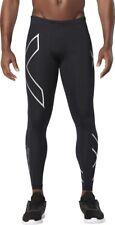 2XU G1 Mens Compression Tights Black Gym Training Workout Leggings S M L XL XXL