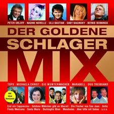Goldene Schlagermix (#eurotrend246.374) Tops, Roland B., Contour..  [2 CD]