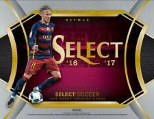 2016-17 Panini Select Soccer - INSERTS PARALLEL SERIAL NUMBERED - Pick Your Card