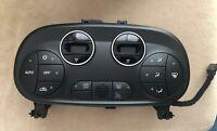 Abarth, Fiat 500 Facelift Klimabedienteil Automatik Climate Control