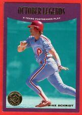New listing 1995 SP #112 Mike Schmidt HOF baseball card