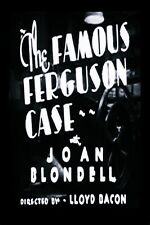 The The Famous Ferguson Case - 1932 - Joan Blondell Lloyd Bacon Pre-Code DVD