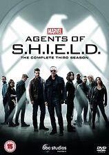 Agents Of Shield S.H.I.E.L.D Season 3 New & Sealed Region 2 DVD Boxset