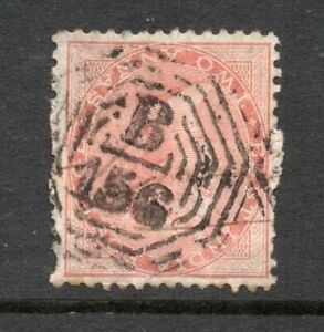 INDIA 1856 2a DULL PINK USED IN RANGOON