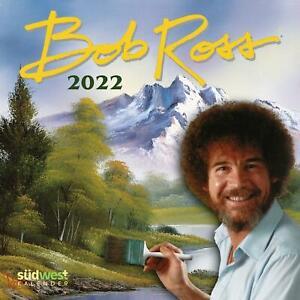 Bob Ross 2022 Wandkalender Bob Ross