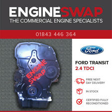 Ford Transit 2.4 TDCI Reconditioned Diesel Engine, MK7, H9FB / H9FD, 2006-2012,