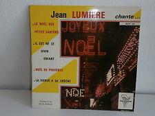 JEAN LUMIERE chante Le noel des petits santons 4473 ETS