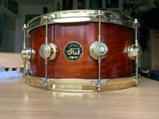 DW Craviotto Solid Shell Snare Drum.
