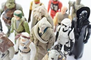 Vintage Star Wars Figures C  Please choose from selection - Many to choose from