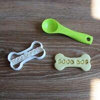 Dog Bone Good Dog Cookie Cutter Puppy Pup Pet Treat Pupcake topper cake