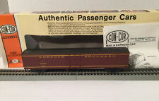 1-000947 RTR Norfolk /& Western HO 72 Ft Pass Mid-Train Dome Car