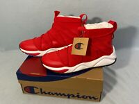 Champion Rally Flux Scarlet Men's Shoes sz10 NEW with tags