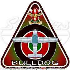 Scottish Aviation BULLDOG ( Beagle ) KENYA Kényen AirForce Vinyle Autocollant