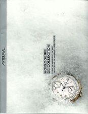 ARTCURIAL MONACO WATCHES Cartier Chopard Corum Patek Piaget Piguet Rolex Catalog