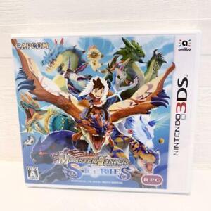 Nintendo 3DS Monster Hunter Stories 3DS Capcom From Japan