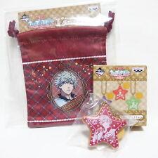 Uta no Prince-sama - Ranmaru Kurosaki - Kinchaku Charm set of 2 ICHIBAN KUJI