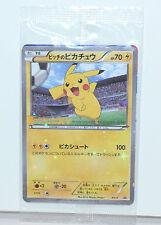 SEALED Pokemon Pitch Pikachu Football 2014 Illustration project Japanese Card