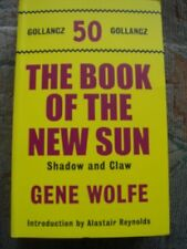 The Book of the New Sun Shadow and Claw,Gene Wolfe