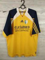 FC Lens jersey XL Shirt Adidas Football Soccer