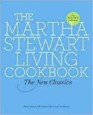 Martha Stewart Living Cookbook: The New Classics, by Martha Stewart (Hardback, 2007)