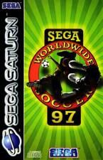 SEGA Worldwide Soccer 97 | Sega Saturn Used