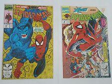 spiderman # 15,16, 1991 mcfarlane