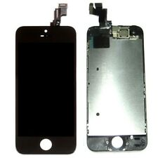Semi Complete LCD Display touch Screen replacement Assembly for iPhone 5SE Black