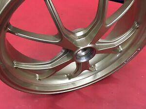 D38 Ducati Monster 1100 S  S4R S4RS S2R 996 998 848 Hinterrad Felge 17X5,5J