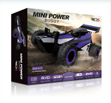Mini Power Buggy 1:32 Scale Remote Control Car Crawler Monstertruck